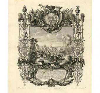La Salita et l'Espugnazione delle linee francesi in Fiandra, sotto il generale olandese Spar